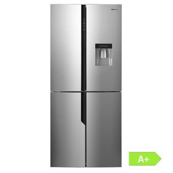 Sur Réfrigérateur Multiportes Hisense Rqnwc Achat - Réfrigérateur multi portes