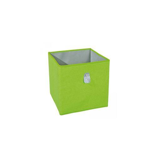 Cube de rangement - Vert