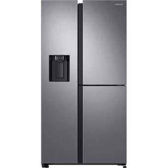 396 40 sur refrigerateur americain samsung rs68n8671s9 ef. Black Bedroom Furniture Sets. Home Design Ideas