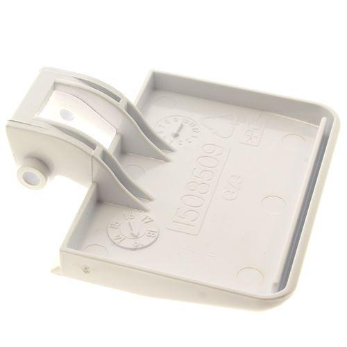 Poignee hublot blanche pour Lave-linge Electrolux