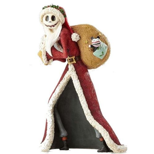 Statuette de Collection Santa Jack Skellington - The Nightmare