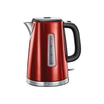Russell Hobbs 23210-70 Luna solaire Red chauffe-eau 1,7 L 2400 W Acier inoxydable NEUF