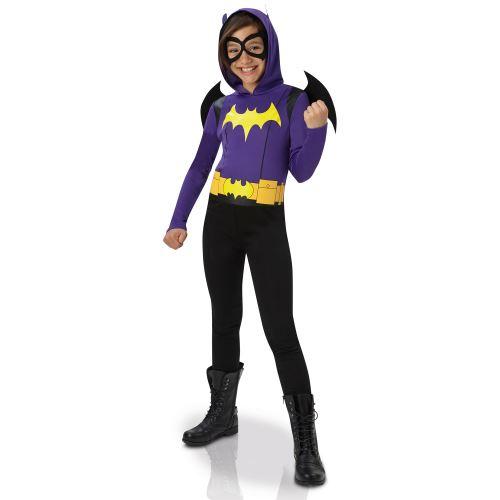 Déguisement dc super hero girls : batgirl : 3/4 ans rubie's