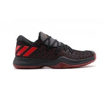 wholesale dealer d41ff 8ac24 Chaussures de Basketball adidas Harden BE Noir et rouge pour Homme Pointure  - 50 - Chaussures et chaussons de sport - Achat   prix   fnac