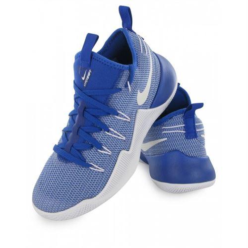 Chaussure de Basketball Nike Hypershift TB bleu royal pour