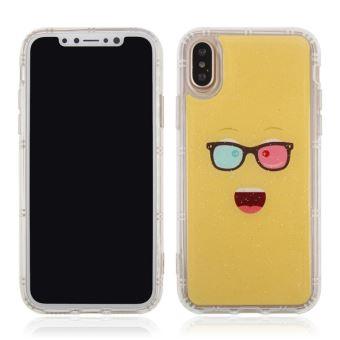 coque iphone 8 visage