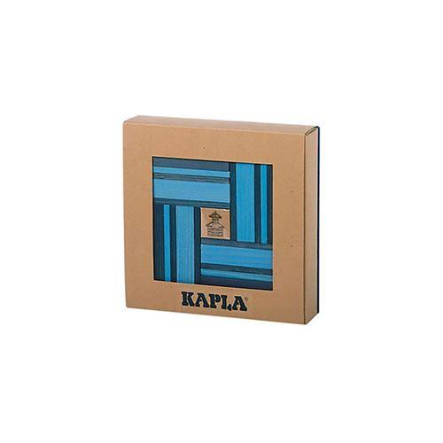 KAPLA - Coffrets couleurs n°21- 40 planchettes