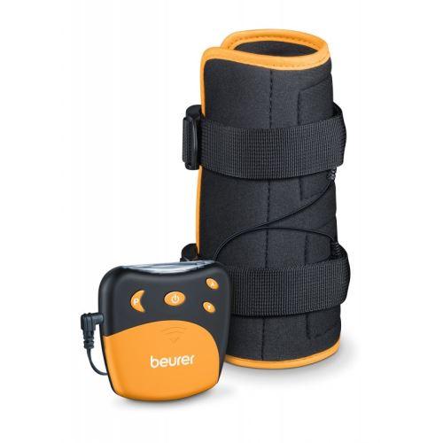 Electrostimulateur Beurer TENS EM 28 Noir et Orange