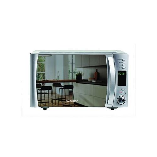 Micro-ondes avec Gril Candy CMXG25GDSS 25 L 1000W Acier inoxydable