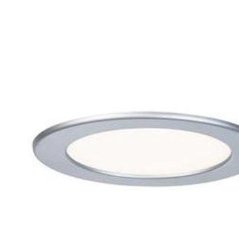 Spot Encastrable Led Pour Salle De Bain Blanc Chaud Paulmann 92074 12 W Chrome