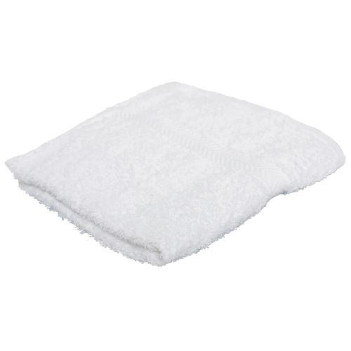 Towel City - Serviette de toilette 100% coton (50 x 90cm) (Taille unique) (Blanc) - UTRW1585