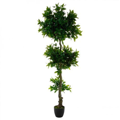 Plante Artificielle Laurier 180cm Vert