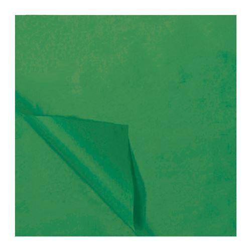 Haza Original papier de soie 50 X 70 cm vert 5 pièces