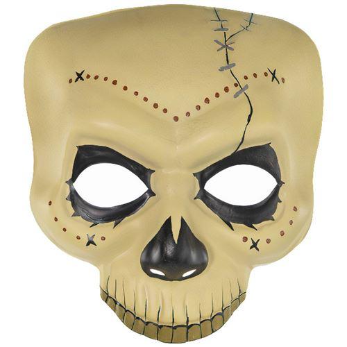 Amscan masque Sorcière docteur beige taille unique