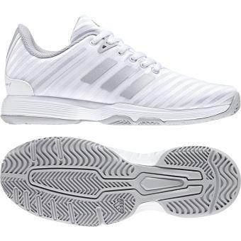 the best attitude 894e1 bfc4c Chaussures adidas Barricade Court Blanc 41 1 3 - Chaussures et chaussons de  sport - Achat   prix   fnac