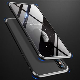 coque noir matte iphone xs max