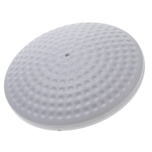 Étiquette antivol compatible EAS RF 8,2 MHz 63 mm blanc avec broche