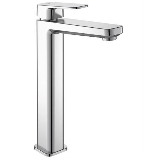 Déstockage -Ideal Standard - Mitigeur lavabo réhaussé avec tirette et vidage chromé 160mm - Tonic II