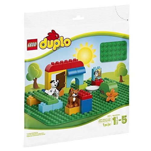 LEGO DUPLO Ma première grande plaque de construction verte 2304 Kit de construction