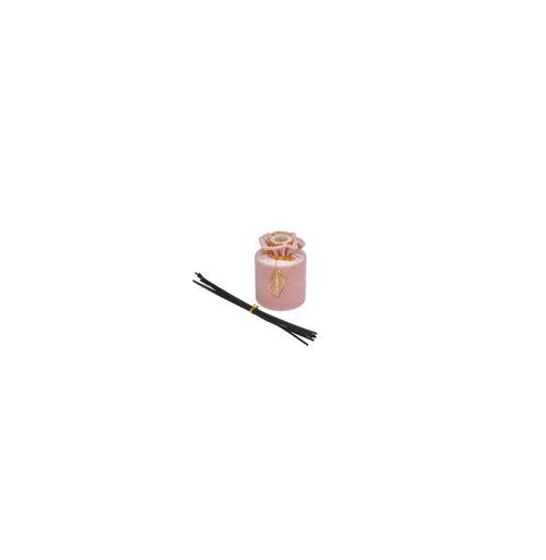 Diffuseur d'intérieur - Parfum rose - Boudoir gold - 100 ml - Rose
