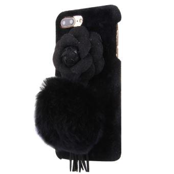 coque iphone 8 plus peluche 3d