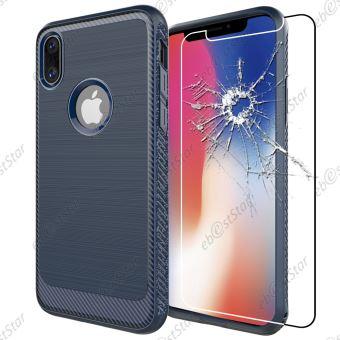 iphone x coque de luxe