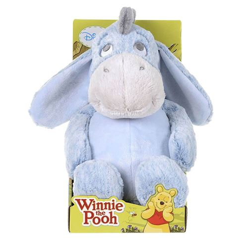 Winnie l'Ourson Bourriquet Peluche Snuggletime