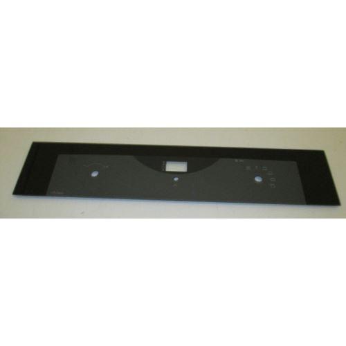 Glace bandeau noire pour four brandt - 8648713