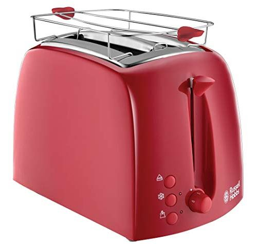 Toaster textures rouge