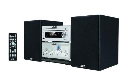 Micro-Chaîne Bluetooth JVC UX-F327S Noir - Chaîne hi-fi. Achetez en ligne parmi un grand choix de produits high-tech. Remise permanente de 5% pour les adhérents.