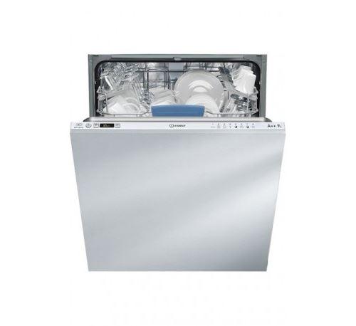 Indesit DIFP 8T94 Z - Lave-vaisselle - intégrable - Niche - largeur : 60 cm - profondeur : 57 cm - hauteur : 82 cm - blanc