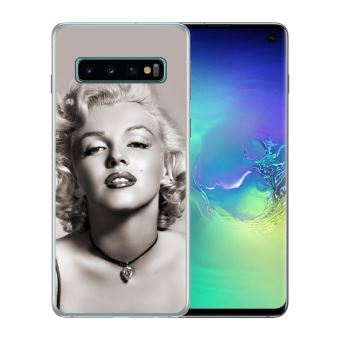 Coque pour Samsung Galaxy S10e marilyn monroe