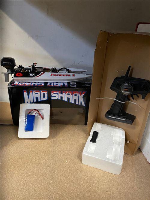 A SAISIR: Mad Shark Brushless RTS