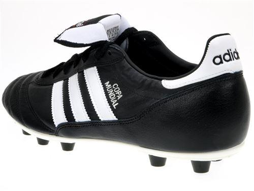 Chaussures football moulées Adidas Chaussures football moulées Adidas Copa mundial petite taill Noir taille : 37.5 réf : 22500 Noir taille : 37.5 réf