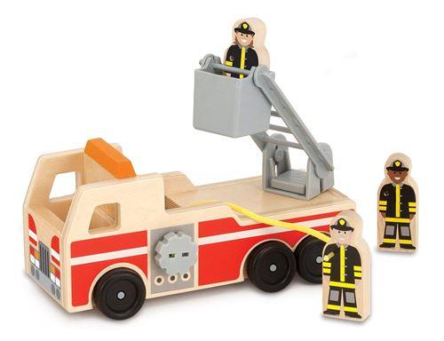 Melissa & Doug 19391 - Camion de Pompiers