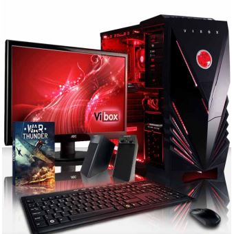 vibox pc gamer scope package 4 3 9ghz amd dual core. Black Bedroom Furniture Sets. Home Design Ideas