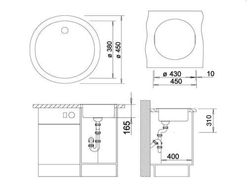 8/4PR Wanda P508/Muli de Rib Faneuse Wanda Tyre 18/x 9.50