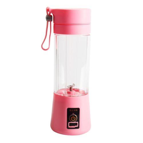 Processeur Maker Sport Bottle Food Blender Juice électrique USB Portable_Kiliaadk1002