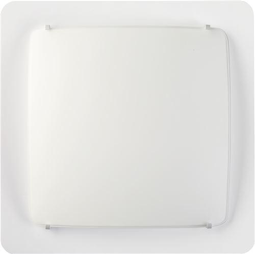 Dalber Plafond Colors carré 38 cm blanc