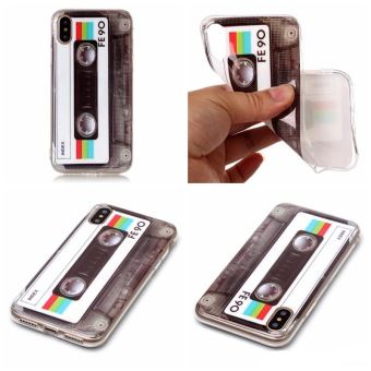 coque cassette iphone 7