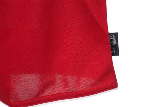 Short de football Adidas Parma rouge foot short Rouge taille : L réf : 10482