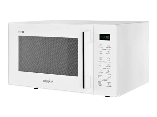 Whirlpool COOK 25 MWP251W - Four micro-ondes monofonction - pose libre - 25 litres - 900 Watt - blanc
