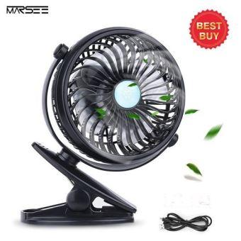 Mini Ventilateur Usb Portable Rechargeable 3 modes Rotation de 720° Pour BébeEnfant en été Chaude pour Maison Bureau Voiture