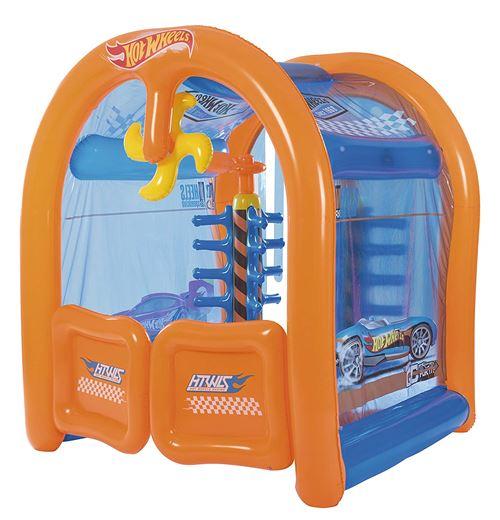 Bestway Hot Wheels enfant d'eau de pulvérisation gonflable Lavage de voiture