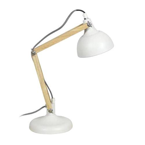 Lampe à poser architecte Dexter Mini - Couleur - Blanc