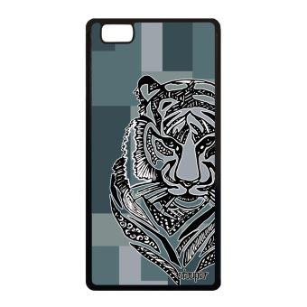 coque huawei p8 lite 2015 tigre