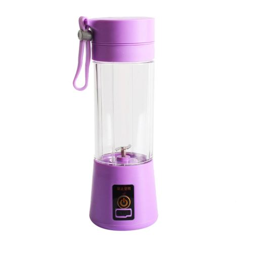 Processeur Maker Sport Bottle Food Blender Juice électrique USB Portable_Kiliaadk1003