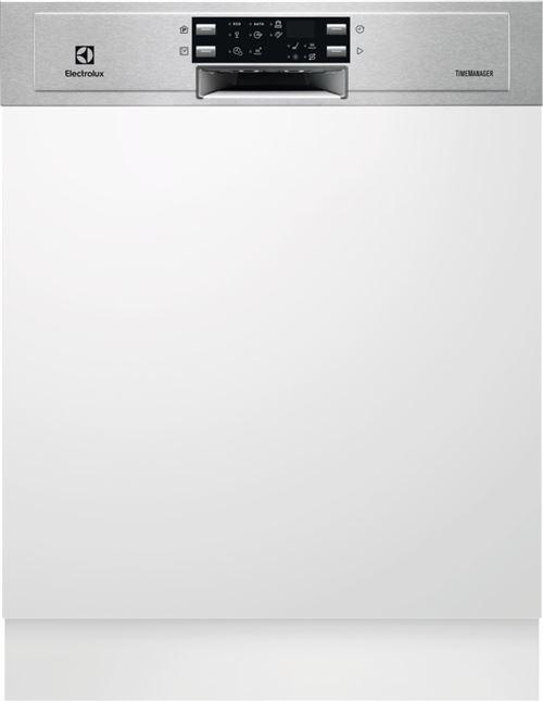 Electrolux Serie 700 MaxiFlex ESI9516LOX - Lave-vaisselle - intégrable - Niche - largeur : 60 cm - profondeur : 57 cm - hauteur : 82 cm - acier inoxydable