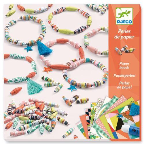 Kit créatif Djeco Perles de papier