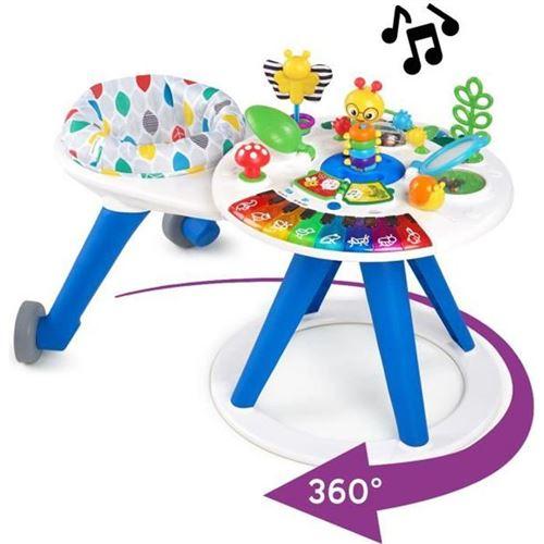 Baby Einstein - Table Activite/trotteur - Around We Go